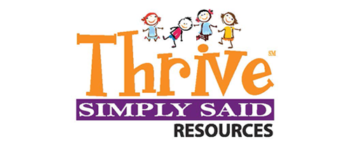 THRIVE-SIMPLY-SAID
